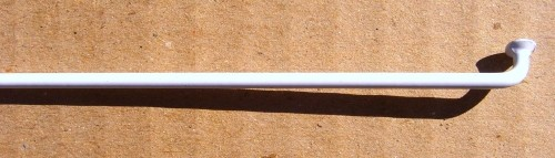 Raggio 2.0 x 255 bianco