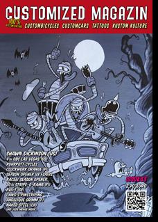 Edizione 33 della rivista Customized Magazin