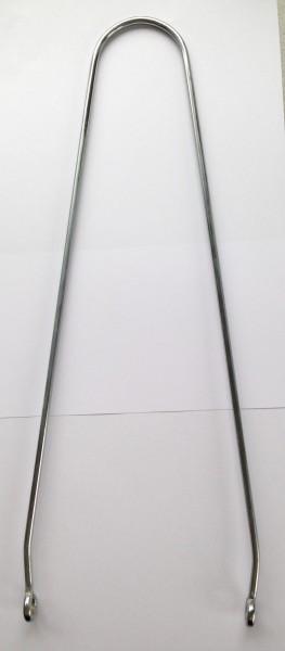 Asta parafango per parafanghi con larghezza 55-60 mm