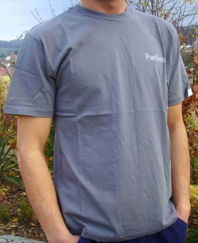 T-shirt grigio chiaro