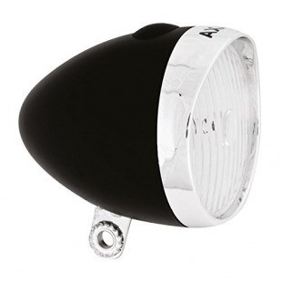 Fanale LED a batteria AXA Classic Holland nero