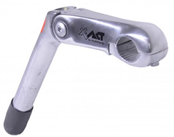 Attacco manubrio Humpert X-ACT 1 pollice 25,4
