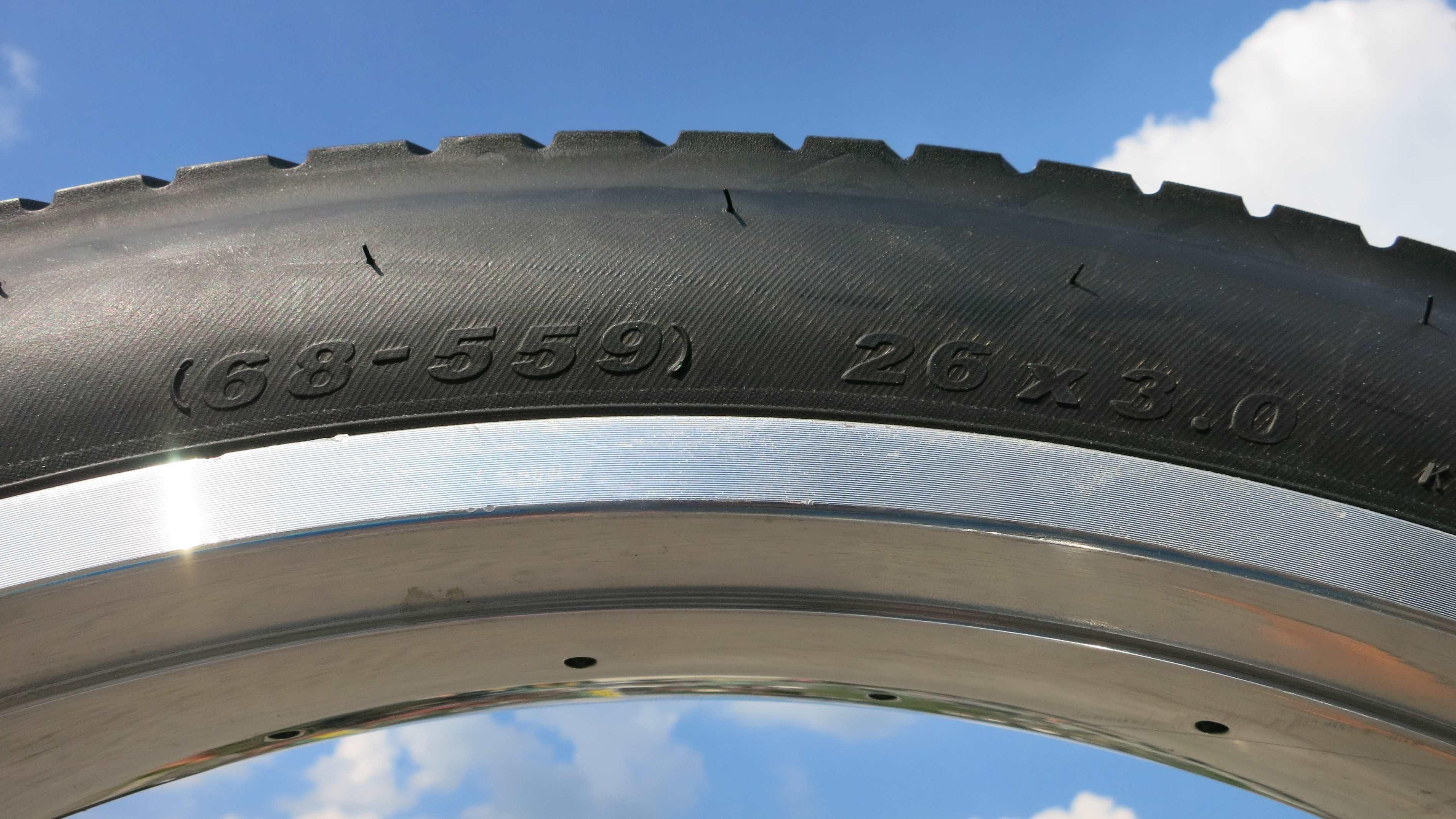 Pneumatico bicicletta Kraze Oldschool 26 x 3.00