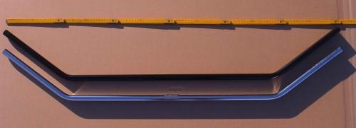 Manubrio drag-bar 120 cm cromato