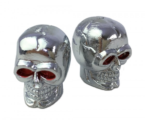 Tappi a teschio-skull per valvola
