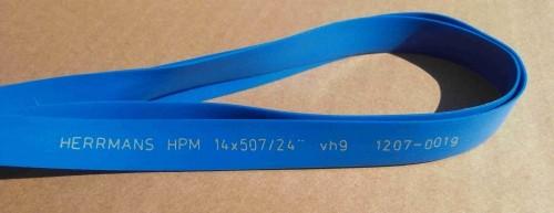 Nastro paranippli ad elevata pressione Herrmans HPM 14x507/24 pollici