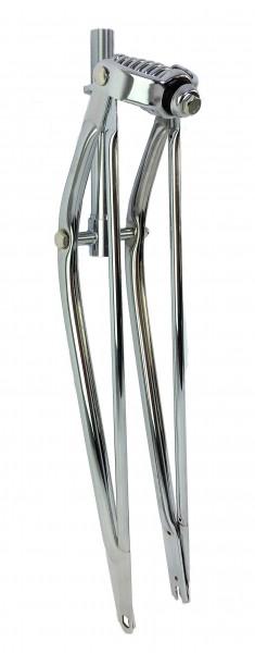 Forcella springer (senza inserti per freno cantilever/V-brake)
