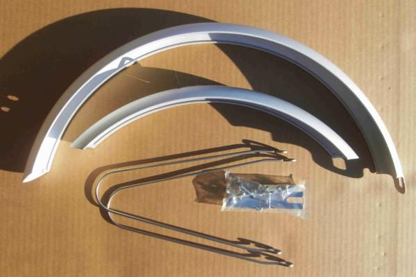 Parafanghi in alluminio per bicicletta pieghevole/Bonanza 20 pollici